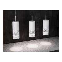 Eglo Carmelia 3 Light Pendant in White 91415A alternative photo thumbnail
