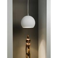 Eglo Lighting Petto 1-Light Pendant in Steel / White 92357A alternative photo thumbnail