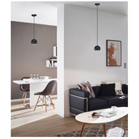 Eglo 92358A Petto 1 Light 6 inch Black Pendant Ceiling Light alternative photo thumbnail