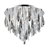 Eglo 93433A Calaonda 8 Light 22 inch Chrome Ceiling Light