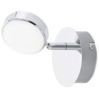 Eglo 95628A Salto LED Chrome Wall Light