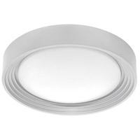 Eglo 95692A Ontaneda I LED 13 inch Silver Flush Mount Ceiling Light