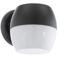 Eglo 95981A Oncala LED 6 inch Black Outdoor Wall Light