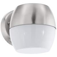 Eglo 95982A Oncala LED 6 inch Stainless Steel Outdoor Wall Light