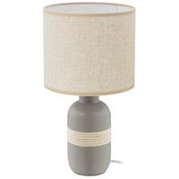 Eglo 97097A Sorita 1 16 inch 60 watt Beige Table Lamp Portable Light