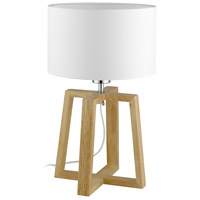 Eglo 97516A Chietino 17 inch Natural Table Lamp Portable Light