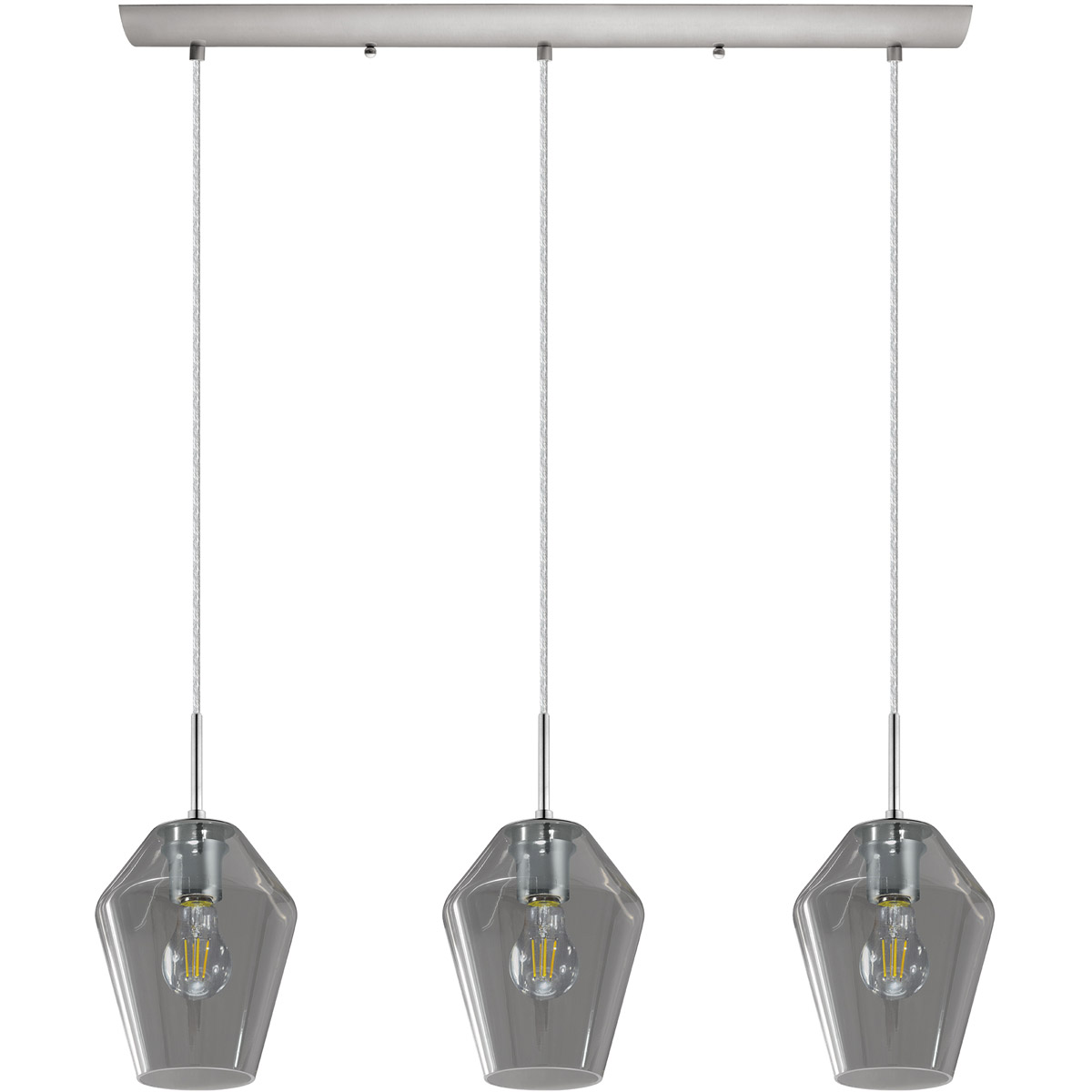 eglo pendant p ceiling light asp led linear antelao lighting