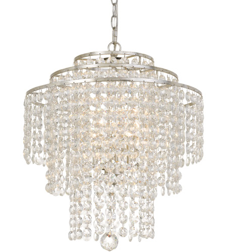 Silver Crystal Signature Chandeliers