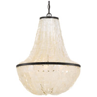 Elight Design ED02606BZ Signature 6 Light 18 inch Bronze Chandelier Ceiling Light