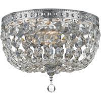 Elight Design ED0451002CH Signature 2 Light 10 inch Chrome Ceiling Mount Ceiling Light