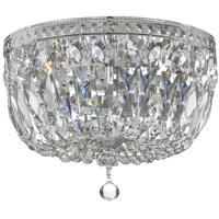 Elight Design ED0451203CH Signature 3 Light 12 inch Chrome Ceiling Mount Ceiling Light