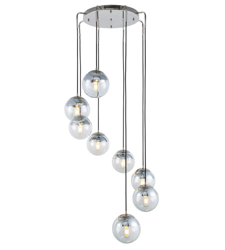 Glass Urbane Chandeliers