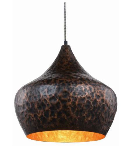 Seville 1 Light 15 Inch Vintage Copper Pendant Ceiling Urban Clic