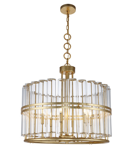 gold leaf chandelier contemporary elegant lighting 1528d26agl piper light 26 inch antique gold leaf chandelier ceiling light urban classic