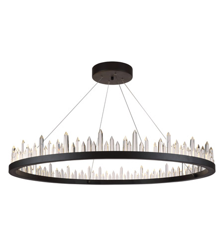 Elegant lighting 1705d42sdg malta led 42 inch satin dark grey elegant lighting 1705d42sdg malta led 42 inch satin dark grey chandelier ceiling light urban classic aloadofball Image collections