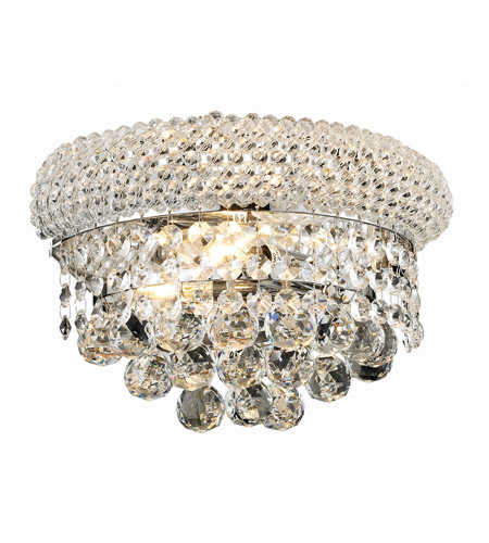Elegant Lighting Crystal Wall Sconces