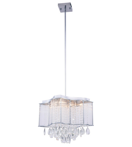 Elegant Lighting Glass Chandeliers