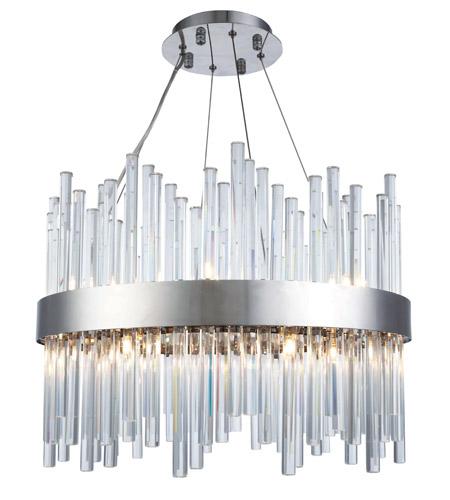 Elegant lighting 3000d20c dallas 14 light 20 inch chrome chandelier elegant lighting 3000d20c dallas 14 light 20 inch chrome chandelier ceiling light urban classic aloadofball Images