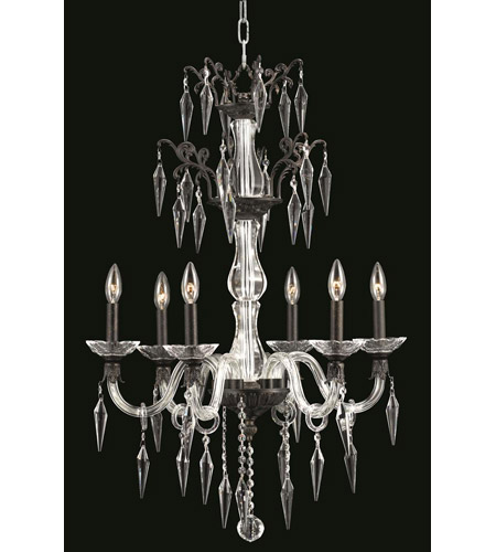 Elegant Lighting Dark Bronze Grande Chandeliers