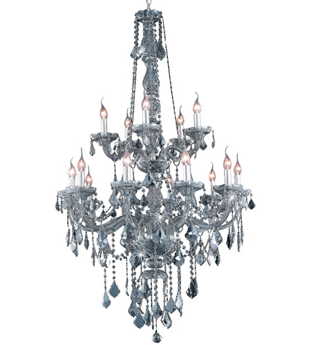 Silver Shade Verona Foyer Pendants