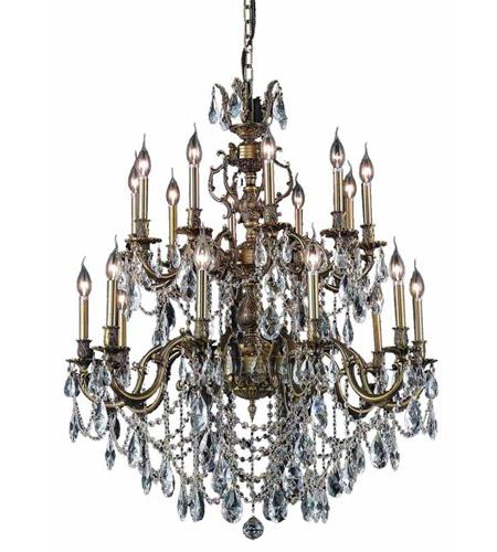 Elegant Foyer Chandelier : Elegant lighting g ab rc marseille light inch