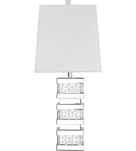 Elegant lighting ml9312 sparkle 28 inch 60 watt silver table lamp elegant lighting ml9312 sparkle 28 inch 60 watt silver table lamp portable light mozeypictures Gallery