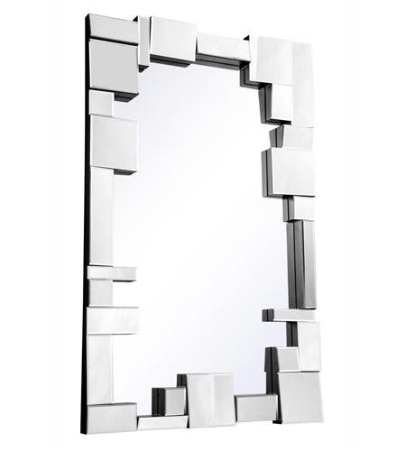 Elegant Lighting Mr 3192 Modern 50 X 50 Inch Clear Mirror Wall Mirror
