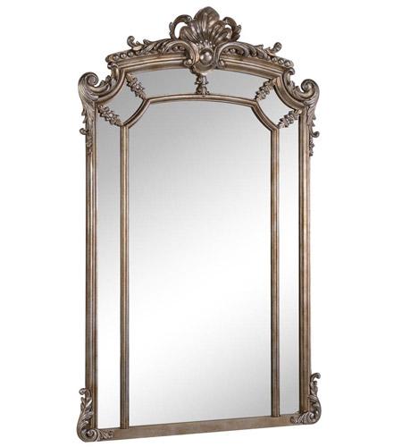 Elegant Lighting MR 3354 Antique 48 X 30 inch Clear Mirror