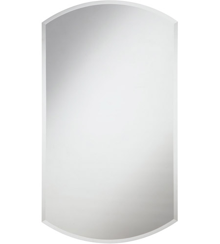 Elegant Lighting Mr 4016 Modern 38 X 22 Inch Clear Wall Mirror Irregular