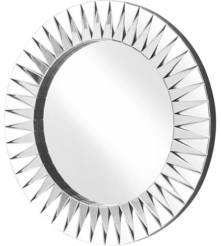 40 x 40 mirror led light elegant lighting mr9148 sparkle 40 inch clear wall mirror home decor
