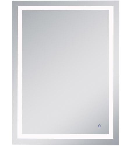 Elegant Lighting Mre13648 Helios 48 X 36 Inch Silver Lighted Wall