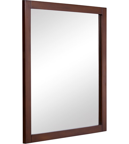 elegant lighting vm15024tk americana 32 x 24 inch teak wall mirror