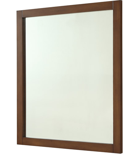 elegant lighting vm15032tk americana 36 x 32 inch teak wall mirror