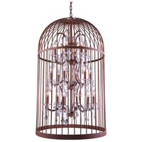 Austin 18 Light 27 inch Rustic Intent Pendant Ceiling Light