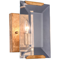 Golden Iron Wall Sconces