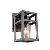 Urban Classic by Elegant Lighting Bianca 1 Light Wall Sconce in Bronze 1443W5BZ