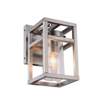 Urban Classic by Elegant Lighting Bianca 1 Light Wall Sconce in Vintage Nickel 1443W5VN