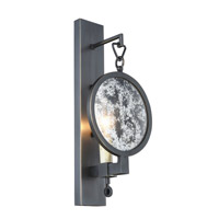 Urban Classic by Elegant Lighting Twilight 1 Light Wall Sconce in Bronze 1490W6BZ