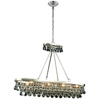 Elegant Lighting 1509G44PN Bettina 8 Light 13 inch Polished Nickel Pendant Ceiling Light Urban Classic