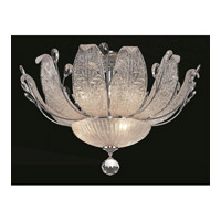 Elegant Lighting Orchid 11 Light Flush Mount in Chrome with Elegant Cut Clear Crystal 2010F27C/EC alternative photo thumbnail