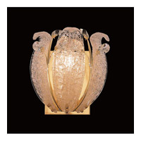 Elegant Lighting Orchid 1 Light Wall Sconce in Gold with Royal Cut Clear Crystal 2010W11G/RC alternative photo thumbnail