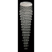 Elegant Lighting V2022G32C/SS Galaxy 16 Light 23 inch Chrome Foyer Ceiling Light in Swarovski Strass alternative photo thumbnail
