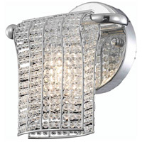 Vivid 1 Light 5 inch Chrome Wall Sconce Wall Light