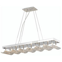 Concept 14 Light 11 inch Chrome Dining Chandelier Ceiling Light