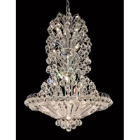 Elegant Lighting Sirius 22 Light Dining Chandelier in Chrome with Royal Cut Clear Crystal 2908D28C/RC alternative photo thumbnail