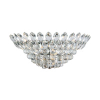Elegant Lighting 3002W20C/RC Vesper 4 Light 20 inch Chrome Wall Sconce Wall Light Urban Classic