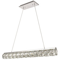 Elegant Lighting 3501D36C Valetta LED 4 inch Chrome Chandelier Ceiling Light