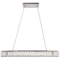 Monroe LED 2 inch Chrome Chandelier Ceiling Light