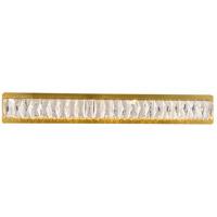 Elegant Lighting 3502W32G Monroe LED Gold Wall Sconce Wall Light