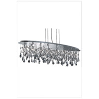 Elegant Lighting 5902D46C/RC Mirage 8 Light 10 inch Chrome Dining Chandelier Ceiling Light alternative photo thumbnail